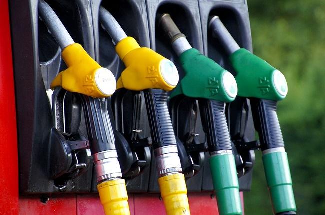 precios de la gasolina, el diesel y el gas