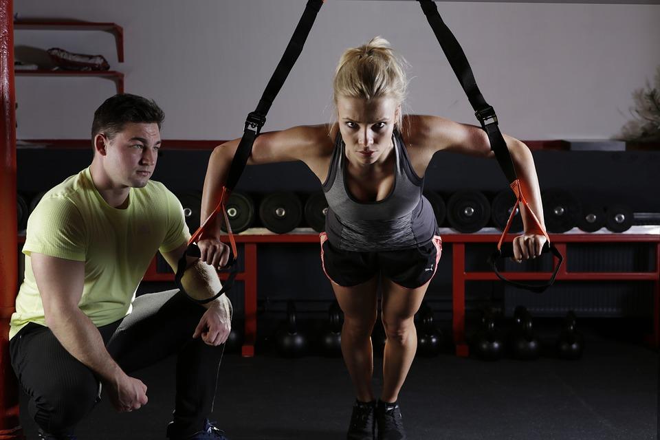 entrenamiento acompañado