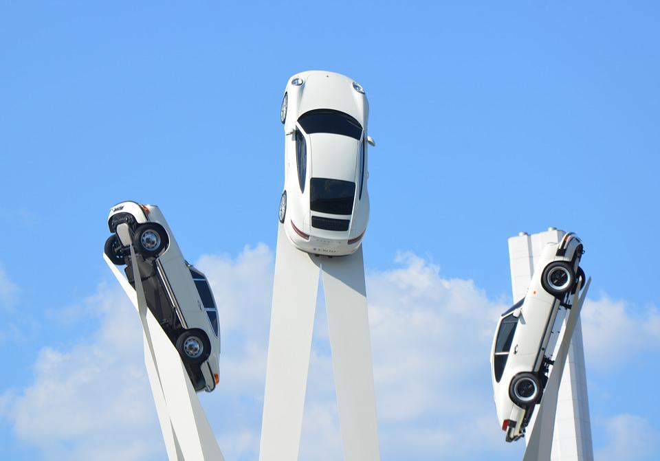 coches voladores.